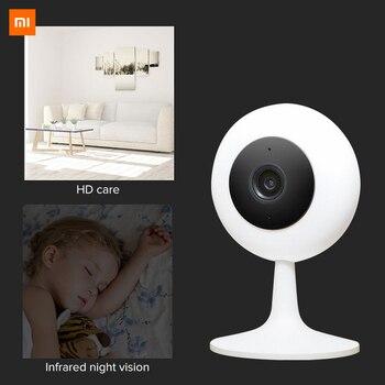 Xiaomi Mijia Xiaobai Smart Camera Popular Version 720P HD Wireless Wifi Infrared Night Vision 100.4 Degree IP Home Cam CCTV 360° Video Camera