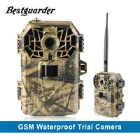 Waterproof 3G 4G Forest Cameras Wireless Remote Transmission Hunting Camera 4G Wild Cameras Wireless Remote Control Trap Cameras