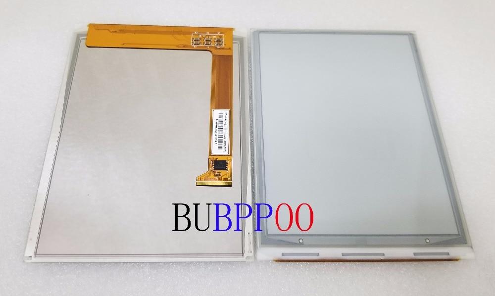 Ed060scn 100% novo eink display lcd tela para amazon kindle 5 k5 ebook leitor 6 Polegada 800*600 frete grátis
