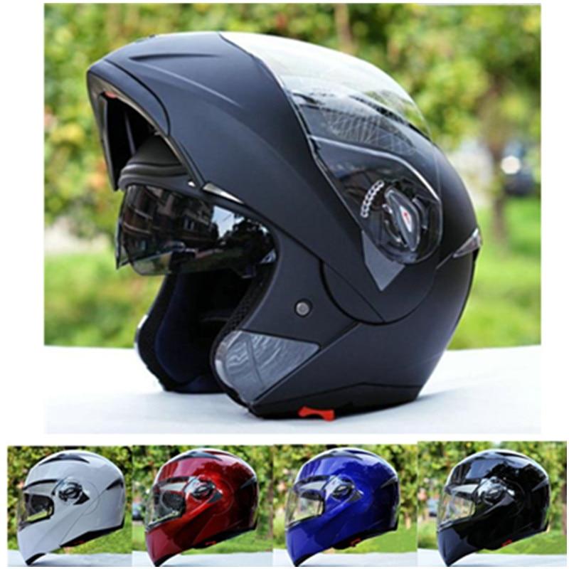 КАСКО КАСКО capacetes мотоциклетный шлем winderproof модульные шлемы с двумя объективами более лучше, чем jiekai 105 шлем XS S М L