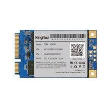 "Hohe qualität f6m 60 gb/128 gb kingfast msata3.0 ssd für computer interne solid festplatte 1,3 ""3,5mm"