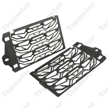 Motorcycle Black Radiator Water Cooled Grill Guard Cover For 2013-2016 BMW R1200GS GSA ADV