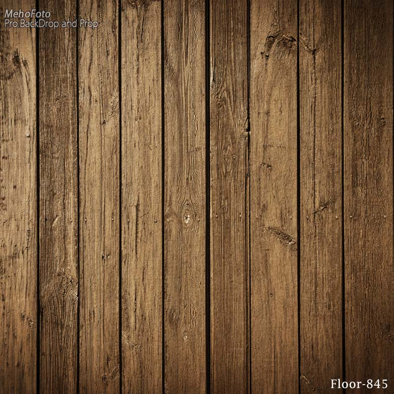 Photography backdrops Wood grain adhesion wood brick wall backgrounds for photo studio Floor-845
