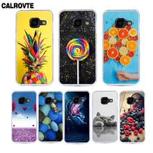 CALROVTE Phone Case For Samsung Galaxy XCover 4 G390 G390F Soft Silicone Back Cover For Samsung Galaxy Xcover4 X Cover 4 Coque(China)