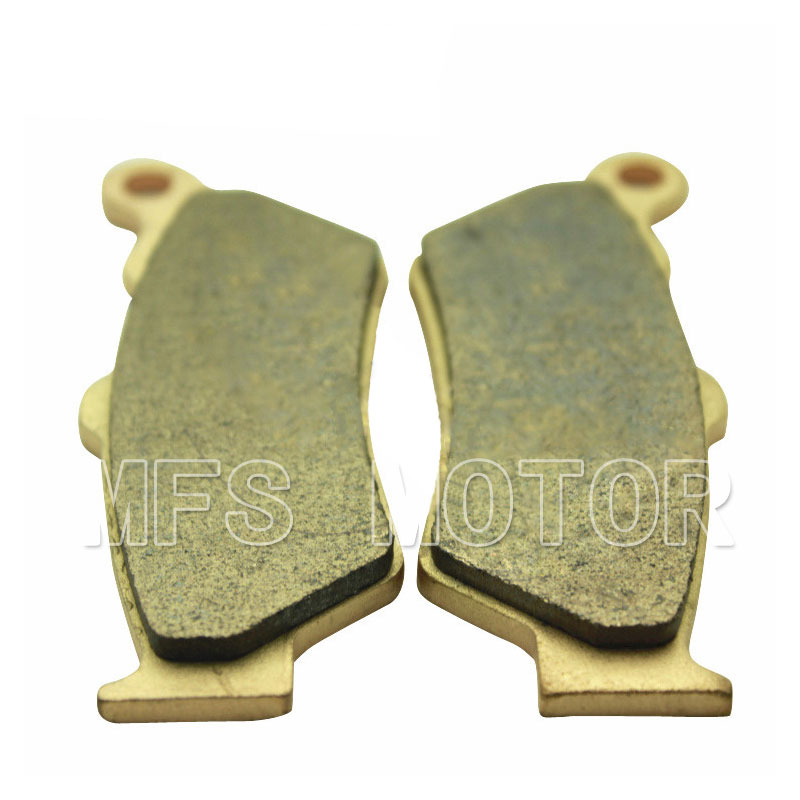 Motorcycle Part Sintered Front Brake Pads For BMW F650GS F650CS G650GS F800GS 1993 1994 1995-2009