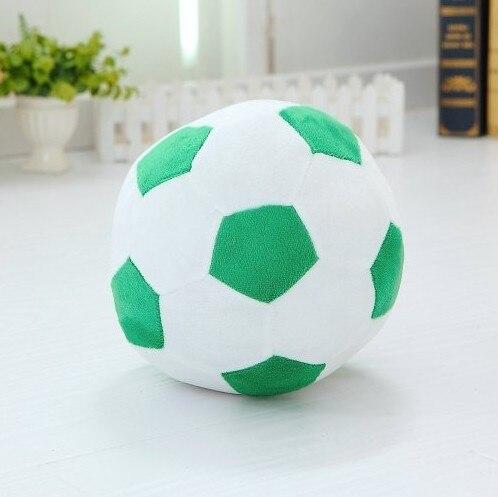 Football peluche poupée 45 cm grande taille peluche douce nouveau arrivé cadeau de noël enfants cadeau vente entière et vente au détail