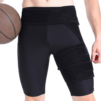 Sports Safety Legwarmers Buttocks Thighs Protector Climbing Protective Gear Outdoor Anti-muscle Strain Sportswear Accessories