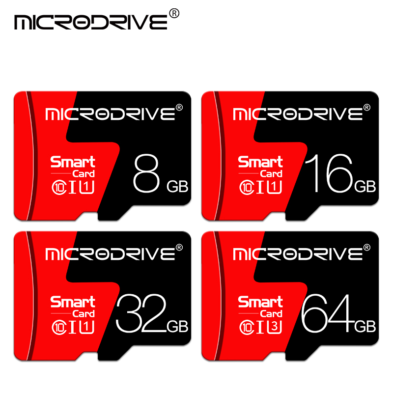 2019 Newest Micro sd card 8GB 16GB mini sd Memory card Microsd 32GB 64GB 128GB Pendrive Class 10 mini TF card 32 GB Flash drive(China)