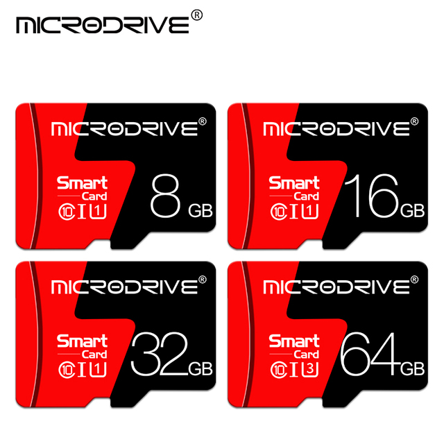 2019 Mới Nhất Thẻ nhớ Micro SD 8 GB 16 GB Mini SD MicroSD 32 GB 64 GB 128 GB pendrive Class 10 mini TF 32 GB Đèn LED