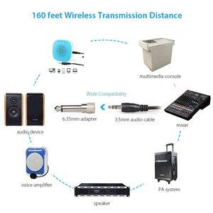 Image 5 - Maono 2.4G Micro Không Dây Cầm Tay Gọn Nhẹ HEADWORN Micofone Cầm Tay Chuyên Nghiệp Thanh Nhạc Mic Cho Youtube Bài Phát Biểu Phối