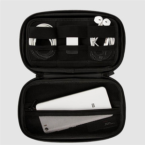 Image 5 - Xiaomi HX Digital Storage Box Earphone Storage Case Multifunctional for Headphone Accessories Earbuds Memory Card USB Cable B D5