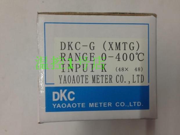 Intelligent temperature control instrument  DKC-G  напольный канал сsp n 75x17 g серый 2м dkc 01332