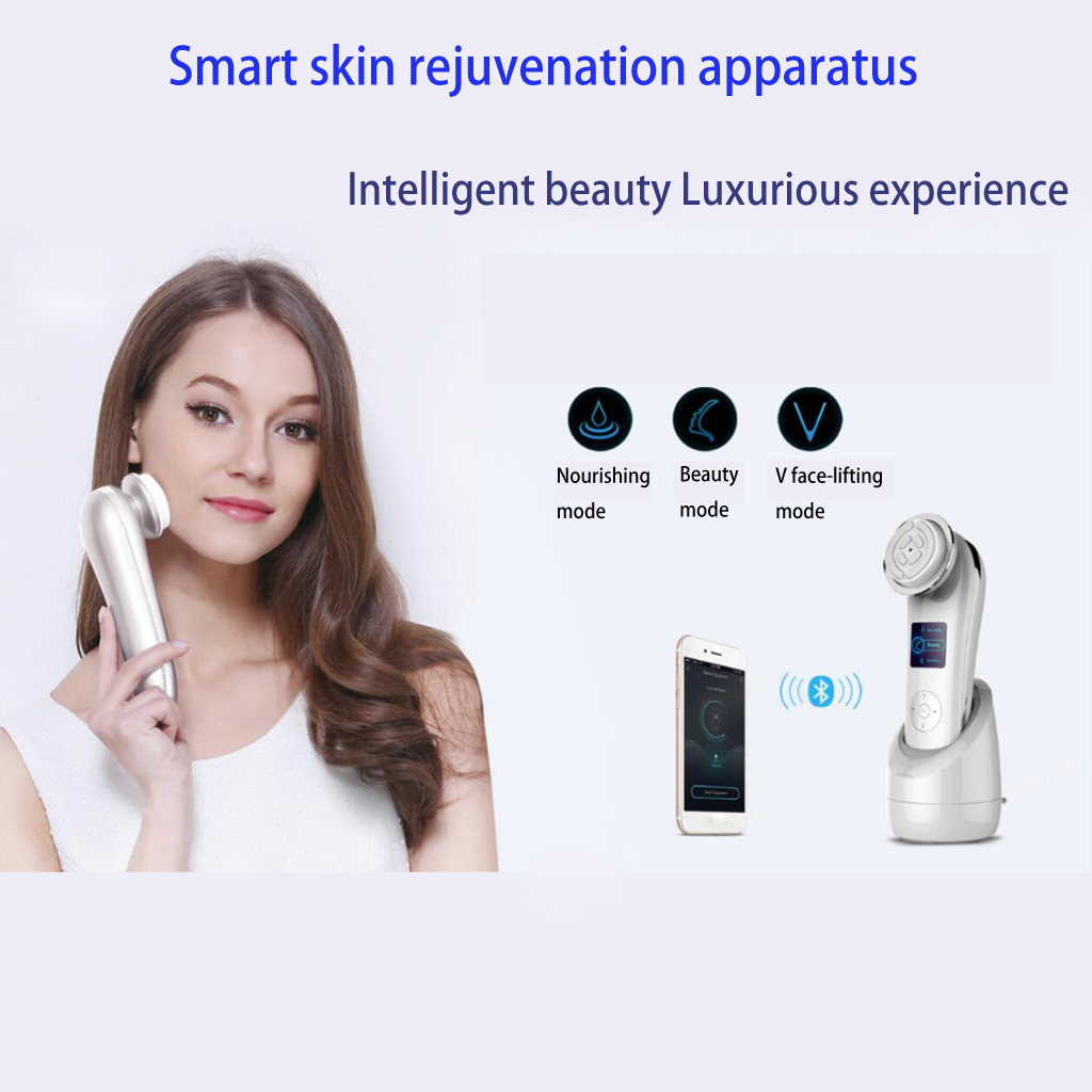 Electric Wash Face Facial Cleansing Device Body Cleaner Ion Face Beauty Massager Skin Care for Anti-wrinkle Tightening M0412Electric Wash Face Facial Cleansing Device Body Cleaner Ion Face Beauty Massager Skin Care for Anti-wrinkle Tightening M0412