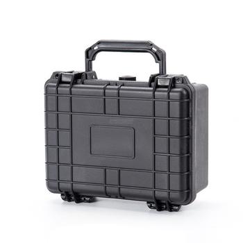 9 #8222 przenośne wodoodporne uszczelnione wyposażenie ochronne obudowa na urządzenie zewnętrzne wyposażenie ochronne skrzynka narzędziowa z gąbką do cięcia tanie i dobre opinie Przypadku 232x192x111mm toohr Z tworzywa sztucznego