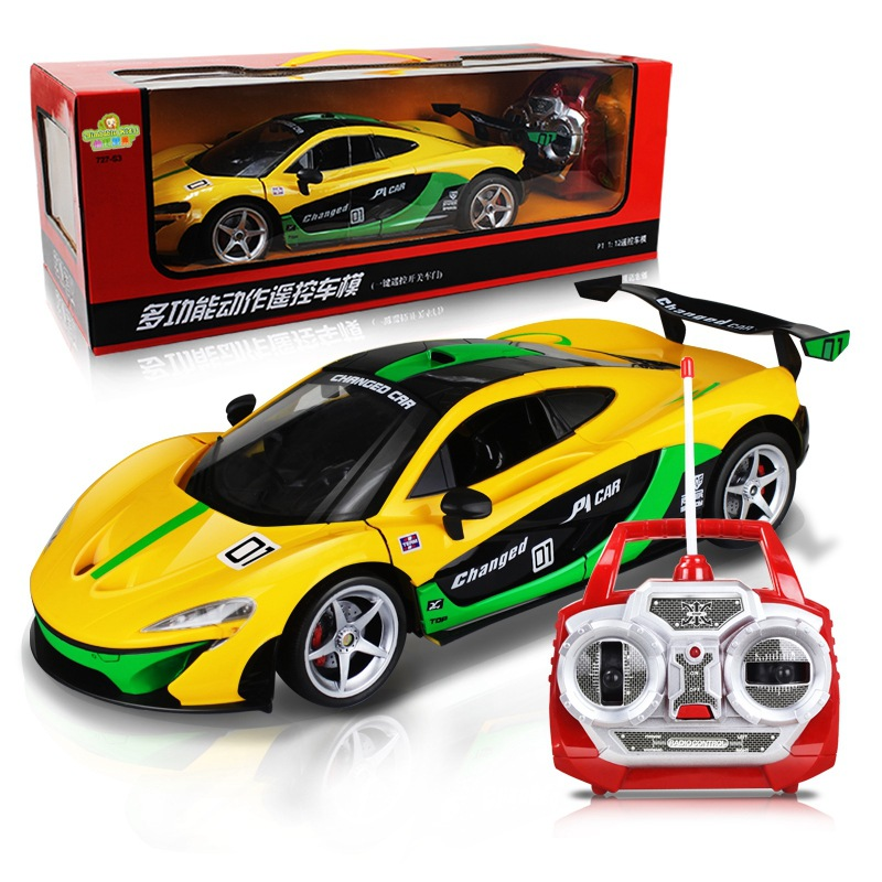 new 1:12 step Karen a key to open the door, through the 5 simulation remote control car ,remote control cars,rc cars,RC TOY