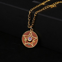 12 Style Cartoon Anime Sailor Moon Necklace Sailor Moon Crystal Choker Fashion Women Jewelry Necklace LN29