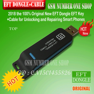 Image 2 - 2020 original new EFT DONGLE AND 2 IN 1 CABLE SET / eft dongle EFT Key + 2 in 1 cable  for Unlocking and Repairing Smart Phones