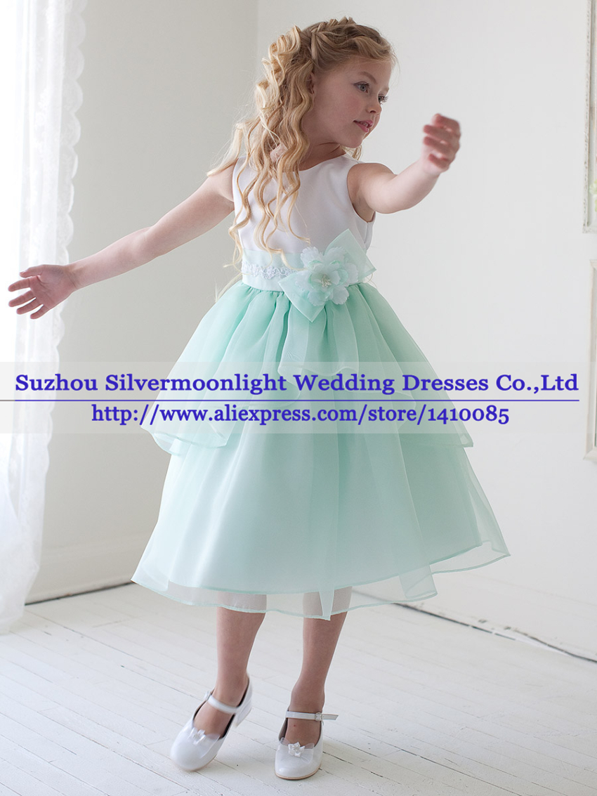 Famous Childrens Wedding Gowns Festooning - All Wedding Dresses ...