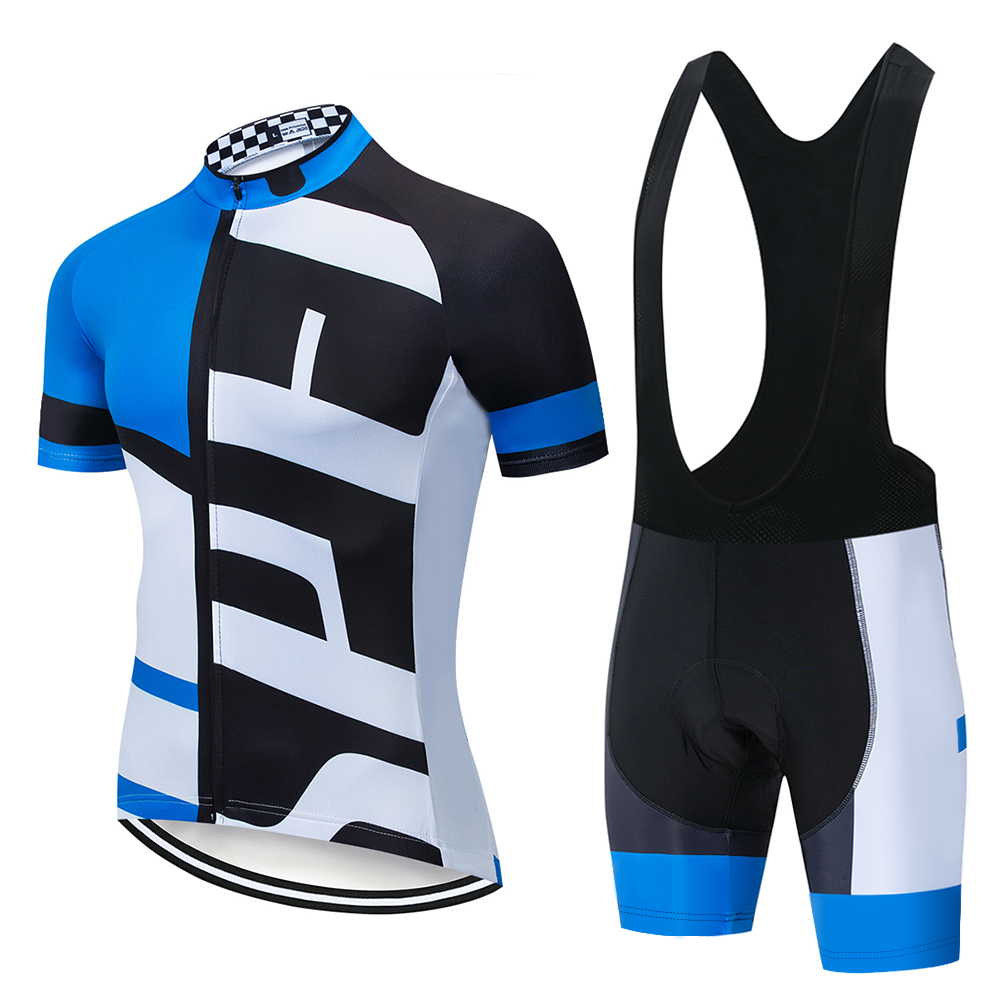 2018 TEAM SPEI Cycling clothing SET Gel pad Shorts Bike Jersey Kit Ropa Ciclismo Men Maillot Culotte clothing Wear