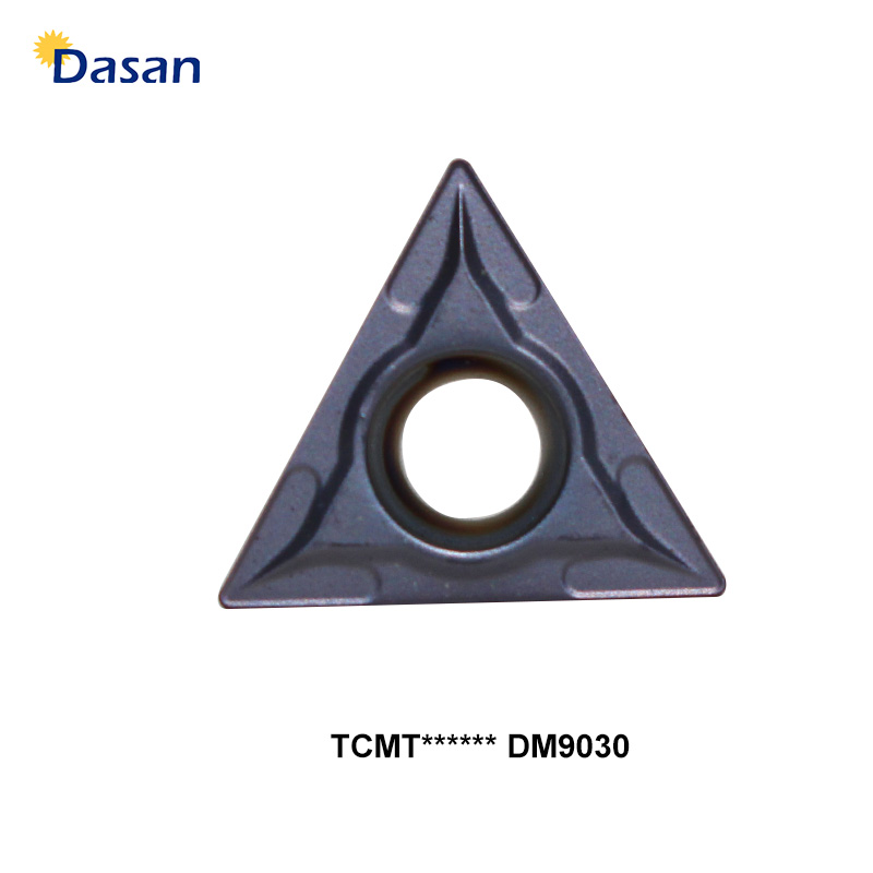 TCMT090204 Carbide Inserts Boring Bar Blade Cnc Lathe Turning Cutter Tool For Steel Stainless Steel