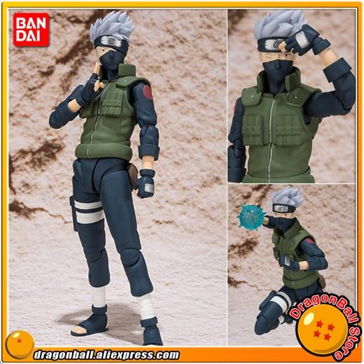 Naruto Shippuden Original BANDAI Tamashii Nations S.H.Figuarts /SHF [Tamashii Web Exclusive] Action Figure - Hatake Kakashi