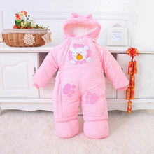 Baby Girl Clothes Winter Coat Baby Boy Jumpsuit Bab