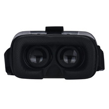 2017 New High Visual Effect VR BOX 5 Generations Cool Virtual 3D Glasses Field Camouflage For Smartphone Free Shipping XP15A26