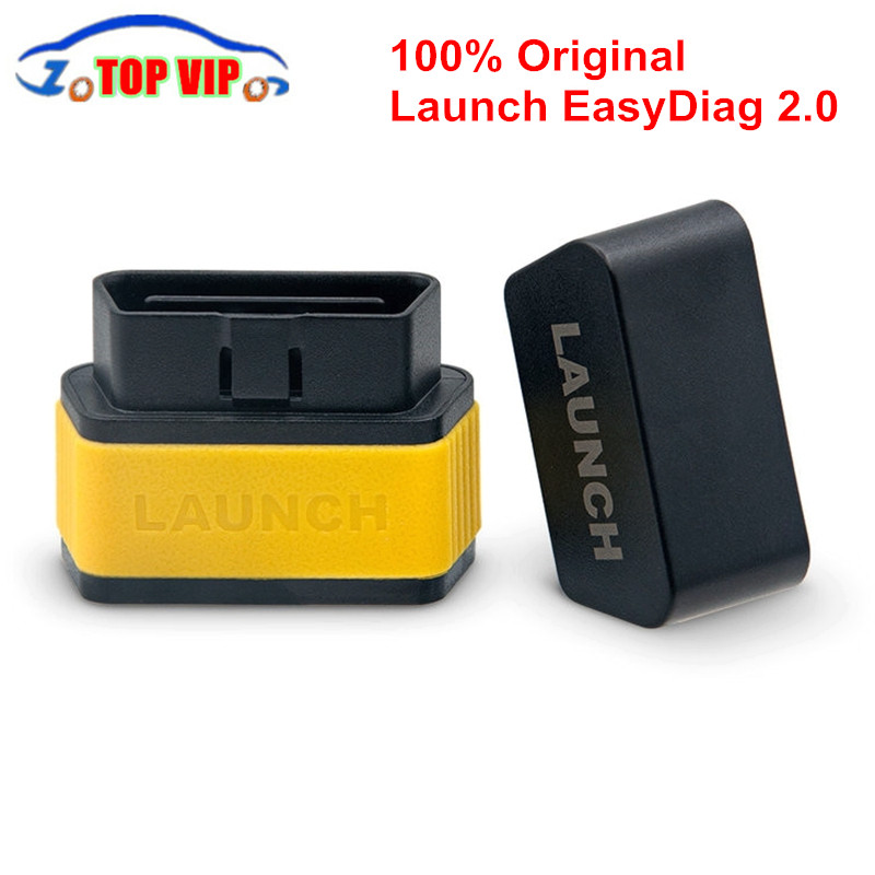 Prix pour Stock!! LANCEMENT D'origine Easydiag 2.0 Obd2 diagnostic-outil auto scanner Facile Diag 2.0 avec bluetooth soutenir toutes les voitures Shippi Gratuit