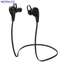 New Arrival Neckband Wireless Bluetooth 4 0 Stereo Headphone Sport Running Earphone Studio Music Headset With