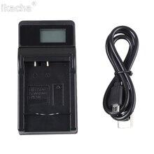 LCD USB Carregador de Bateria Da Câmera LP-E6 LP E6 LPE6 Para Canon 5DII 5D2 5D3 6D 7D 60D 70D