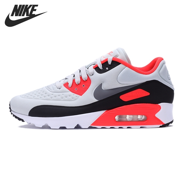 Original New Arrival NIKE AIR MAX 90 ULTRA SE Mens Cushioning Running Shoes  Sneakers