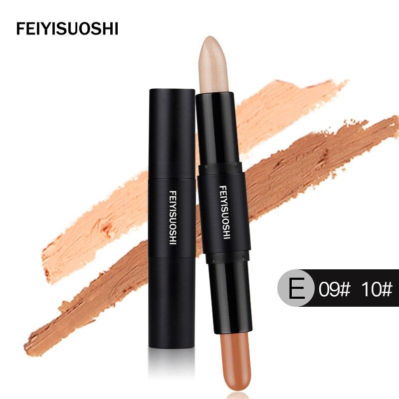 Face Eye Foundation Concealer Stick Highlight Contour Pen