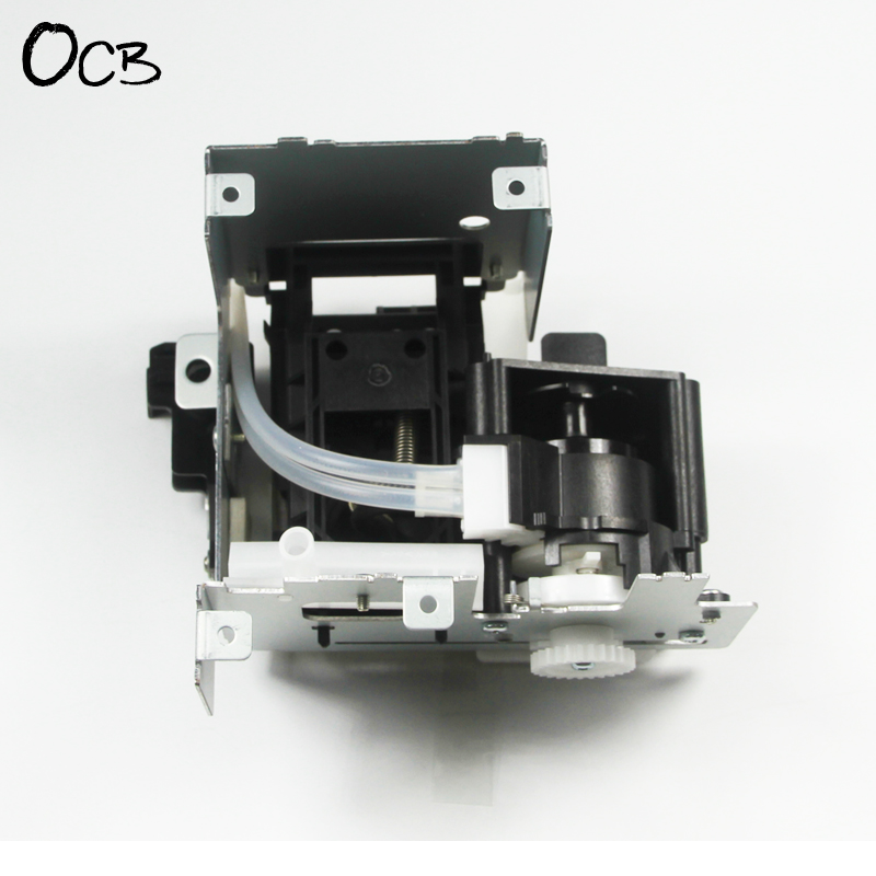 Brand New Oil Based Pump Unit For Epson Stylus Pro 4800 4880 4000 4400 4450 Printer Water Based Pump Assembly vilaxh paper cutter blade for epson 4880 7800 9600 9880 9800 4800 7880 4000 4400 4450 9400 7600 printer for epson 4880 blade