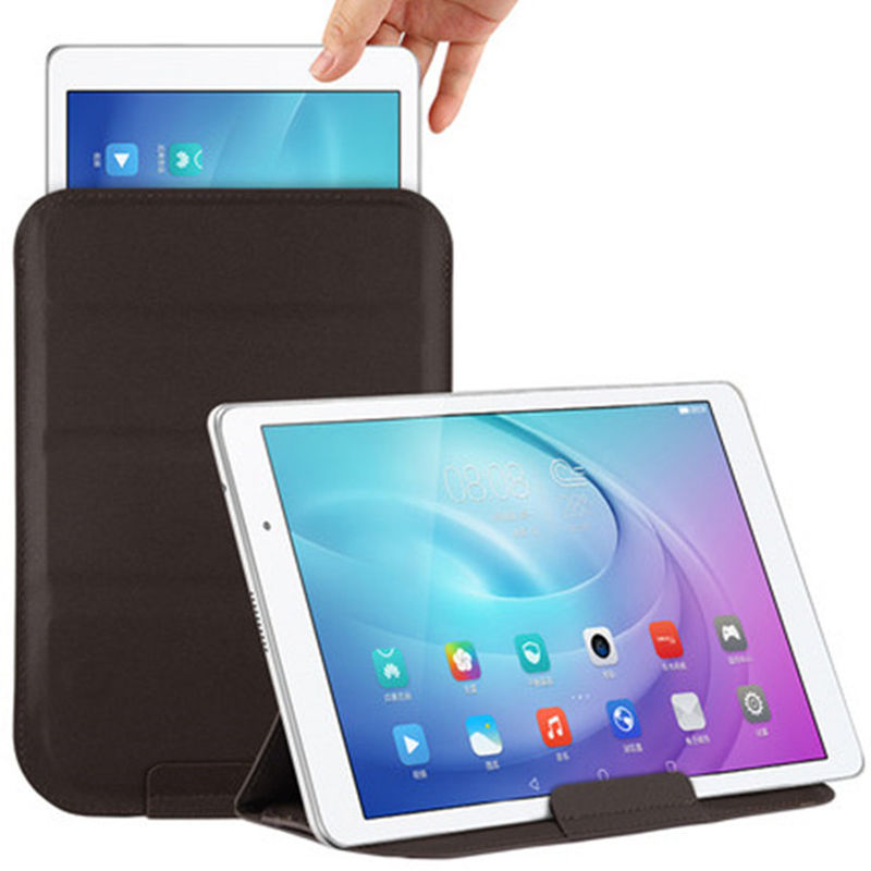Case Sleeve For Lenovo Tab M10 FHD Plus TB-X606F TB-X606X Protective Cover Stand Case For Lenovo TB X606 F X Tablet PU Pouch Bag