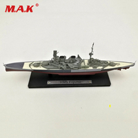 Kids toys 1:1250 Boat ATLAS WW II HMS Repulse Diecast Cruise Alloy Finished 1/1250 Cruise Ship Model kids Toys for Chilren Gift