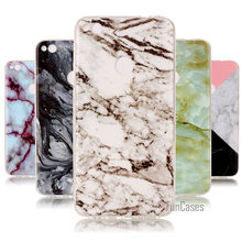 "For Huawei P8 Lite 2017 Case 3D Marble Fashione Printing Soft Silicone TPU Back Cover For Huawei P8 Lite 2017 5.2"" Phone Cases(China)"