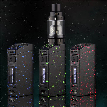 DOVPO Ember Box Mod Battery for Electronic Cigarette RTA,RBA,SUBTANK Atomizer Ember 50w TC Box Mod Battery with 1500mah Battery