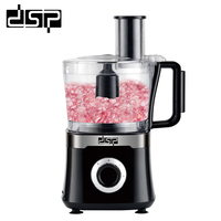 DSP Large capacity household easy to operate multi function food Juicer meat grinder 600W 800W 220V 50HZ