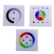 LED Controller Pannel Smart Switch Led Dimmer Touch. 12V-24V Single Color LED Touch. Switch Panel Controller LED Strip Lights