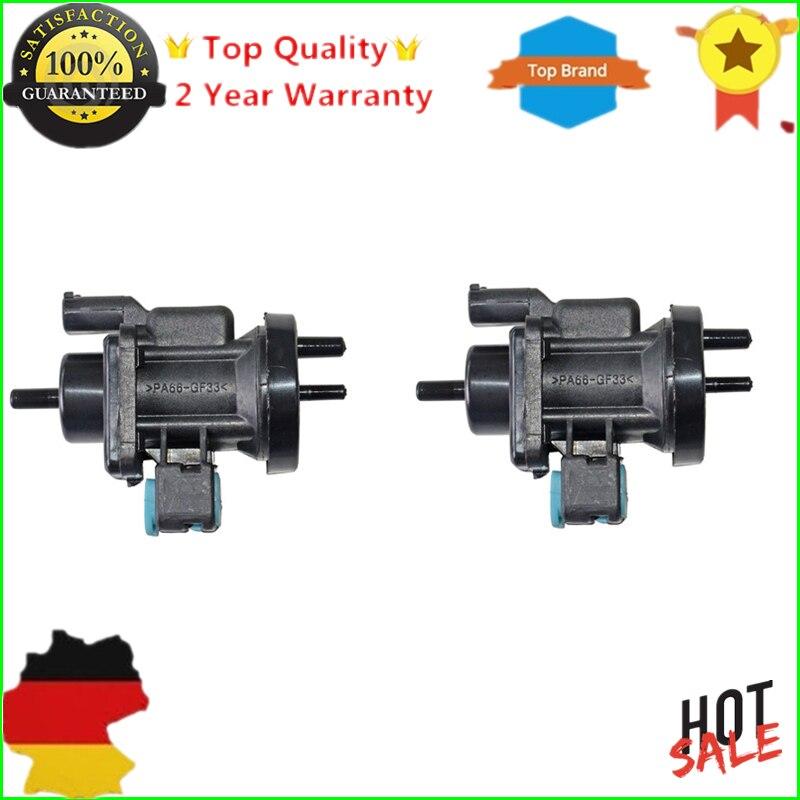 AP02 2 PCS Vacuum Pressure Converter Valve For Mercedes Benz W202 S202 W210 S210 W220 W163 W461 W463 0005450527 A0005450527