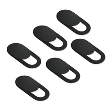 COOLTODAY 6PCS WebCam Cover Shutter Slider Plastic Ultra Thin Camera C