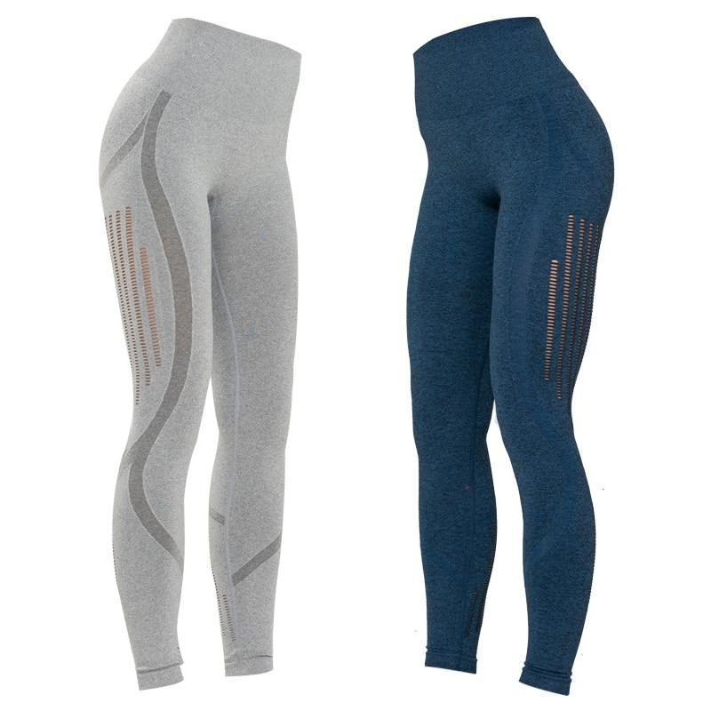 832a01fd12d6e6 Yoga Pants Gym Shark Leggings Sport Women Fitness Energy Seamless High  Waist Running Tights Push Up. sku: 32970277093