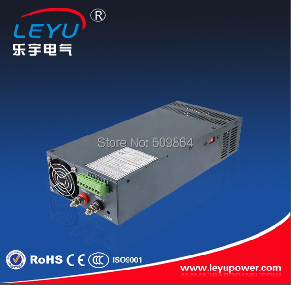 Factory outlet 1000w high power power supply SCN-1000-48 single output power supply with parallel function high power series compact size and light weight scn 1000 12 with parallel function 1000w power supply