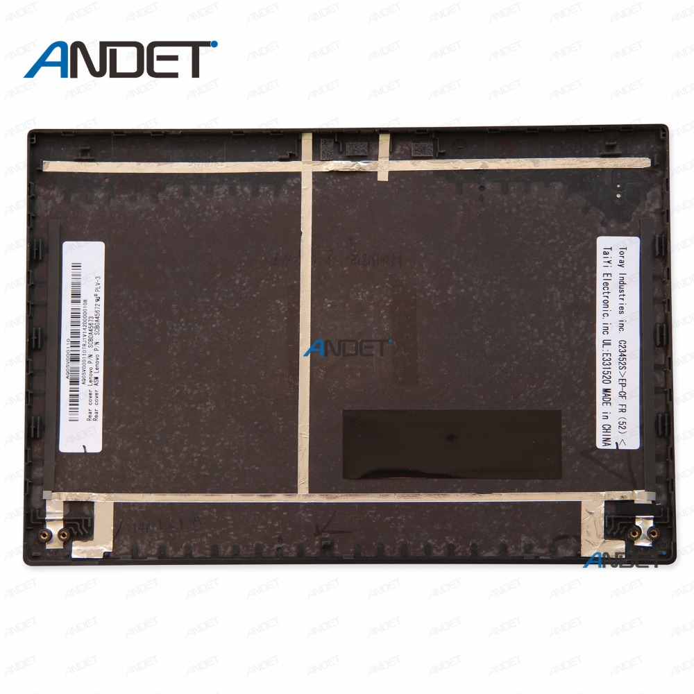 New Original for Lenovo ThinkPad X240S X240 X230S X250 LCD Rear Back Cover for Touch Screen