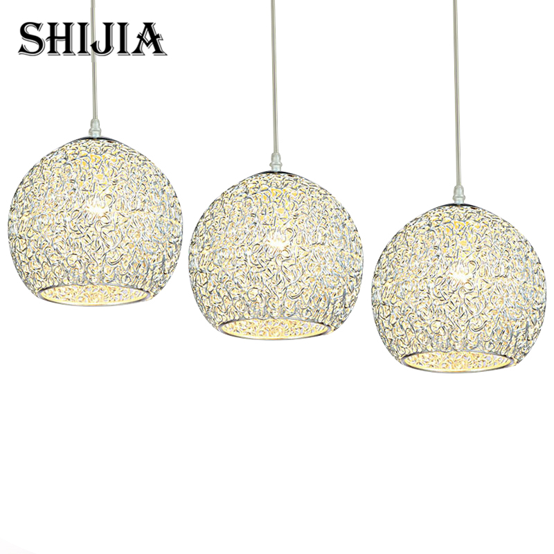 Modern Crystal Ball LED Pendant Lights for Living room Home Lighting Balcony Bedroom Study Bar Hotel Restaurant Pendant Lamp egypt imported crystal 8 light pendant lights in ball shape chrome pl1040
