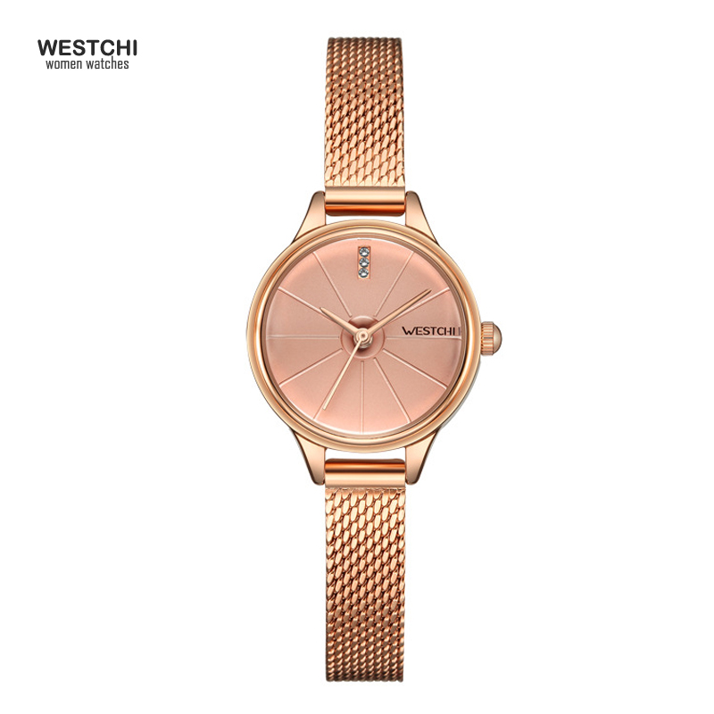 Luxury Rose Gold Watch Women Watches Stainless Steel Ladies Women's Dress Watch Women Luxury Female Clock Relogio Feminino 3