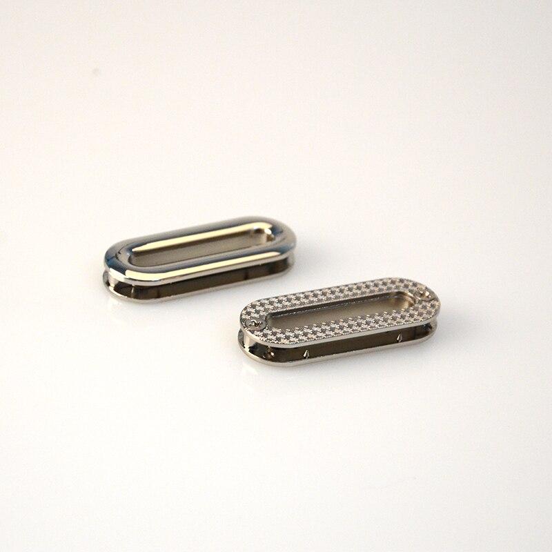 Ovale Pouce Taille Or 3 25 Oeillet 1 Zinc Alliage Cm Oeillets lumière En Nickel De Plaqué 2 Intérieure qZYzHz5