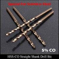 15 7mm 15 8mm 15 9mm 16mm 250mm 300mm Length High Speed Steel HSS CO HSS