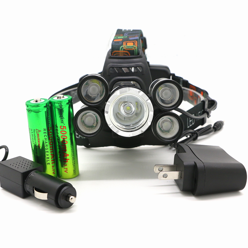 5x XML T6 High Power Headlamp Rechargeable 20000Lumen LED Lamp with 3 Light Modes 2 Rechargeable Batteries Charging Cable sitemap 33 xml page 2
