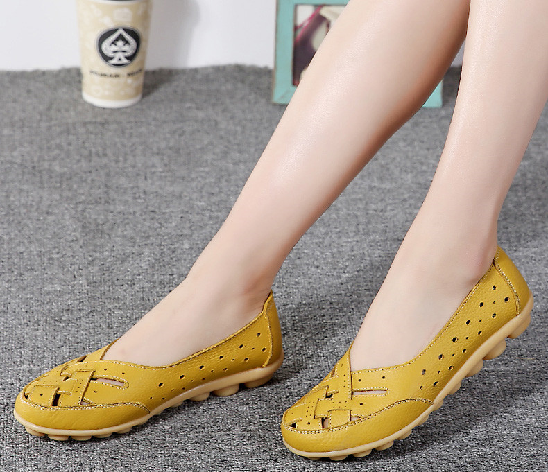 AH1165 (19) Women's Loafers Shoes